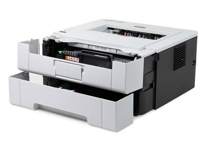 联想2400L打印机更换碳粉后清零方法