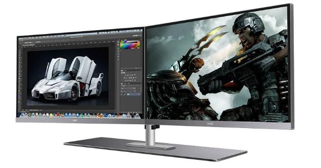 一台电脑设置多个显示器方法