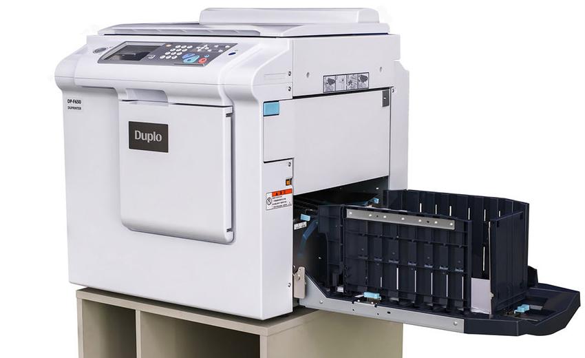 得宝Duplo数码印刷机F系列机型报E002故障检修步骤和维修方法介绍