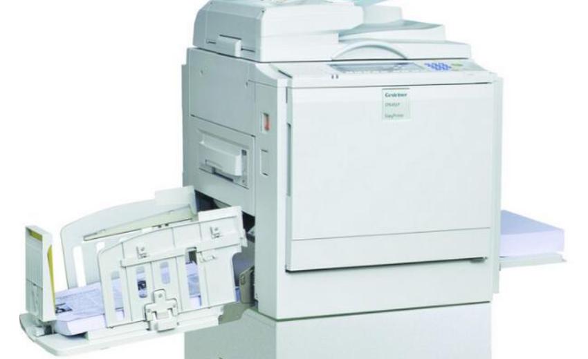 基士得耶CP6451C印刷一体机印刷质量变差的故障分析和解决方法