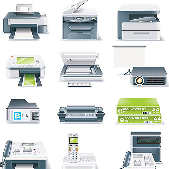 最新最实用的办公设备电脑耗材办公用品分类大全