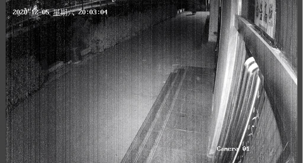 海康威视摄像头出现花屏竖纹 解决方法