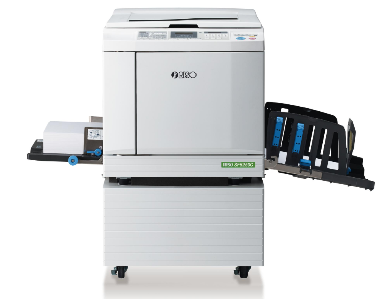 理想速印机进入测试模式和操作方法