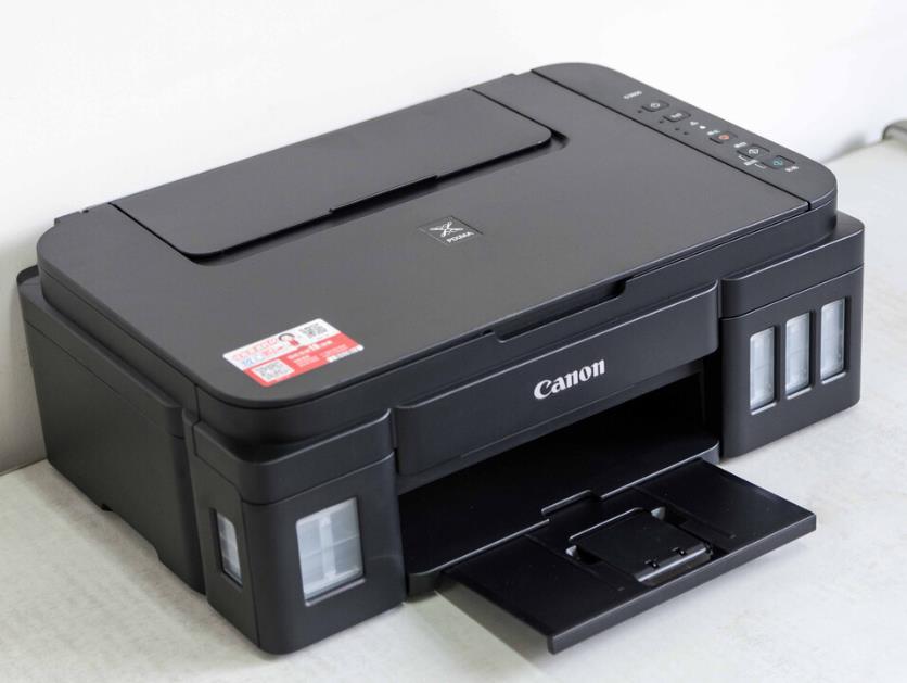 佳能G1800,G1810,G2800,G3800打印机5B00错误代码 手动清零方法教程无需清零软件